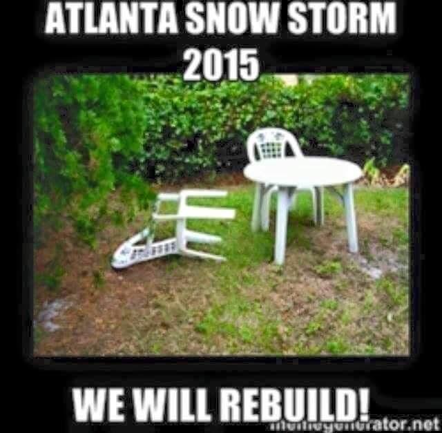 Snowpocalypse 2015