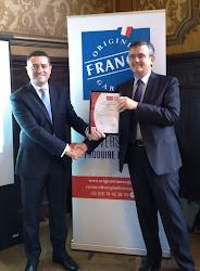 Le Francilien et OMNEO/Regio 2N certifiés Origine France garantie