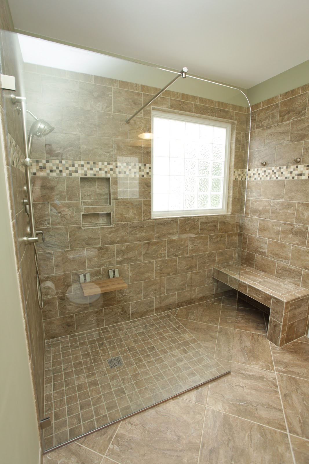 Bathroom Shower Stalls With Seat