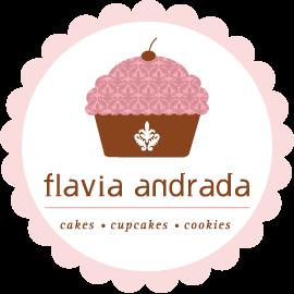 Flavia Ribeiro Andrada - cakes . cupcakes . cookies