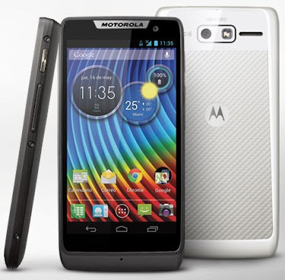 Motorola RAZR D3 XT919 complete specs and features
