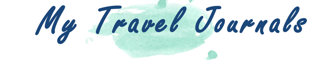 My Travel Journals