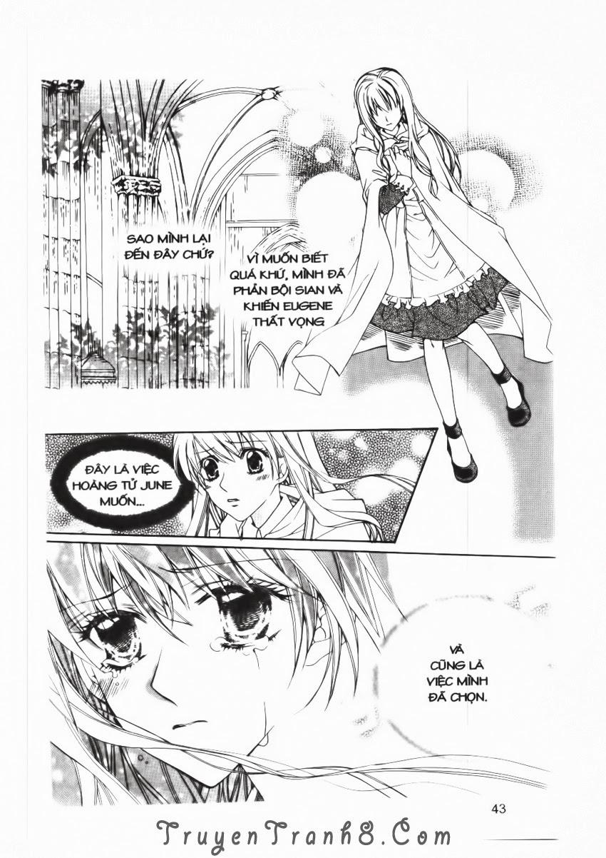 A Kiss For My Prince - Nụ Hôn Hoàng Tử Chapter 18 - Trang 6