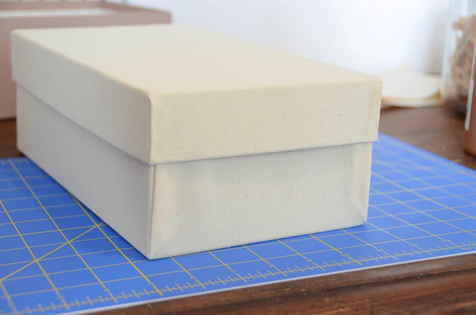 IRON u0026 TWINE DIY Fabric Covered