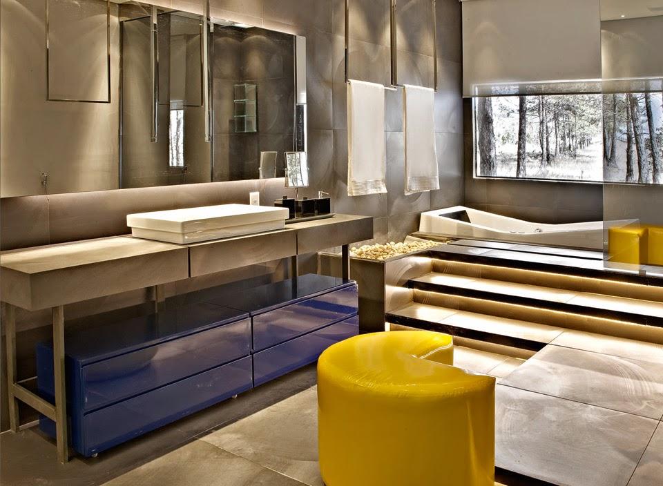decoracao banheiro homem – Doitricom -> Decoracao Banheiro Homem