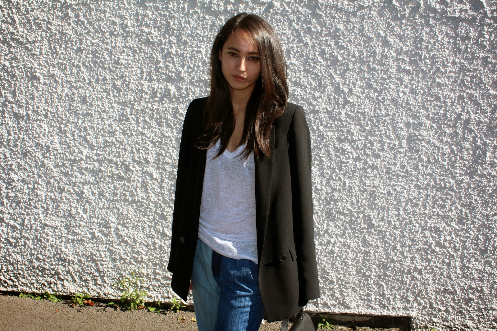 Zara Patchwork Denim Trend