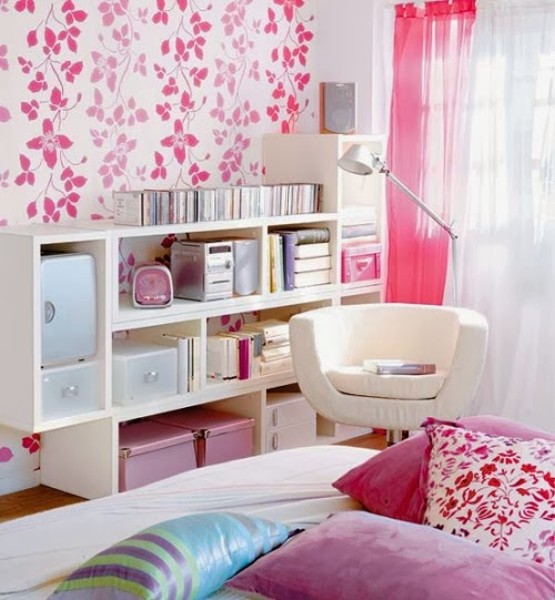 Modern furniture 2014 clever storage solutions for small - Small space storage solutions for bedroom ...