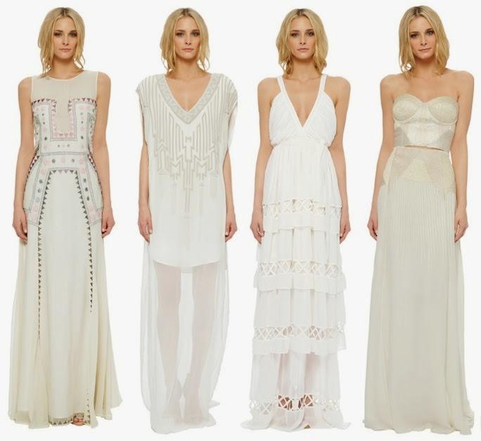 Mara Hoffman bridal collection