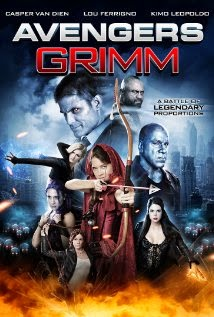 Avengers Grimm (2015) tainies online oipeirates
