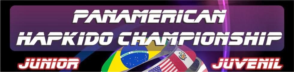 PANAMERICAN HAPKIDO CHAMPIONSHIP