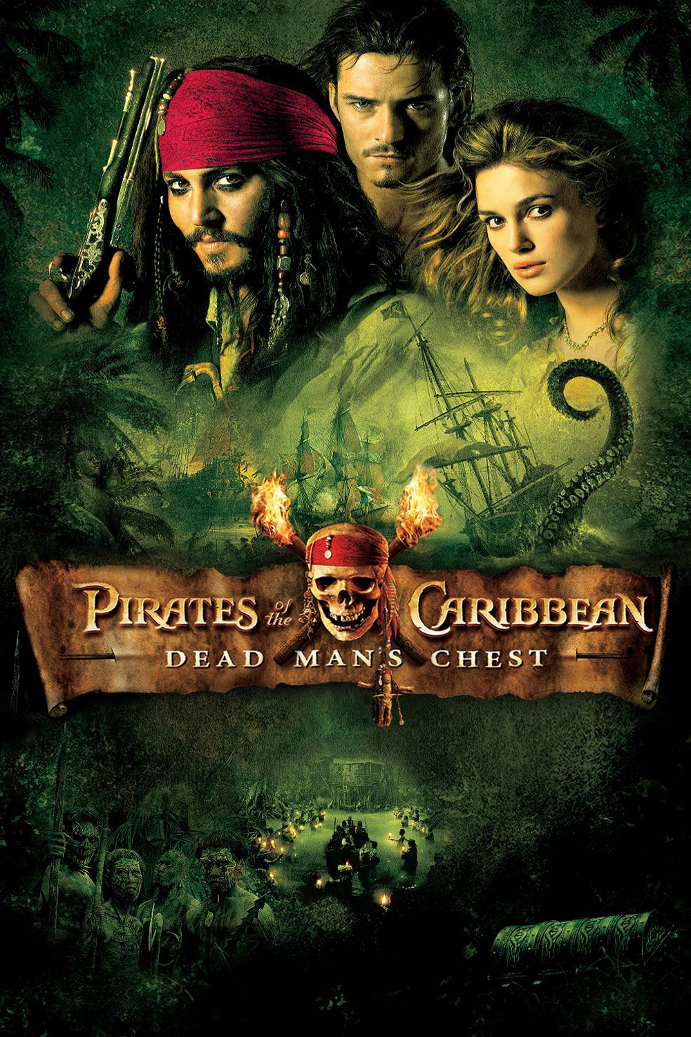 pirates of the caribbean dead man chest essay Pirates of the caribbean: dead man's chest is a 2006 american fantasy swashbuckler film, the second installment of the pirates of the caribbean film series and the.