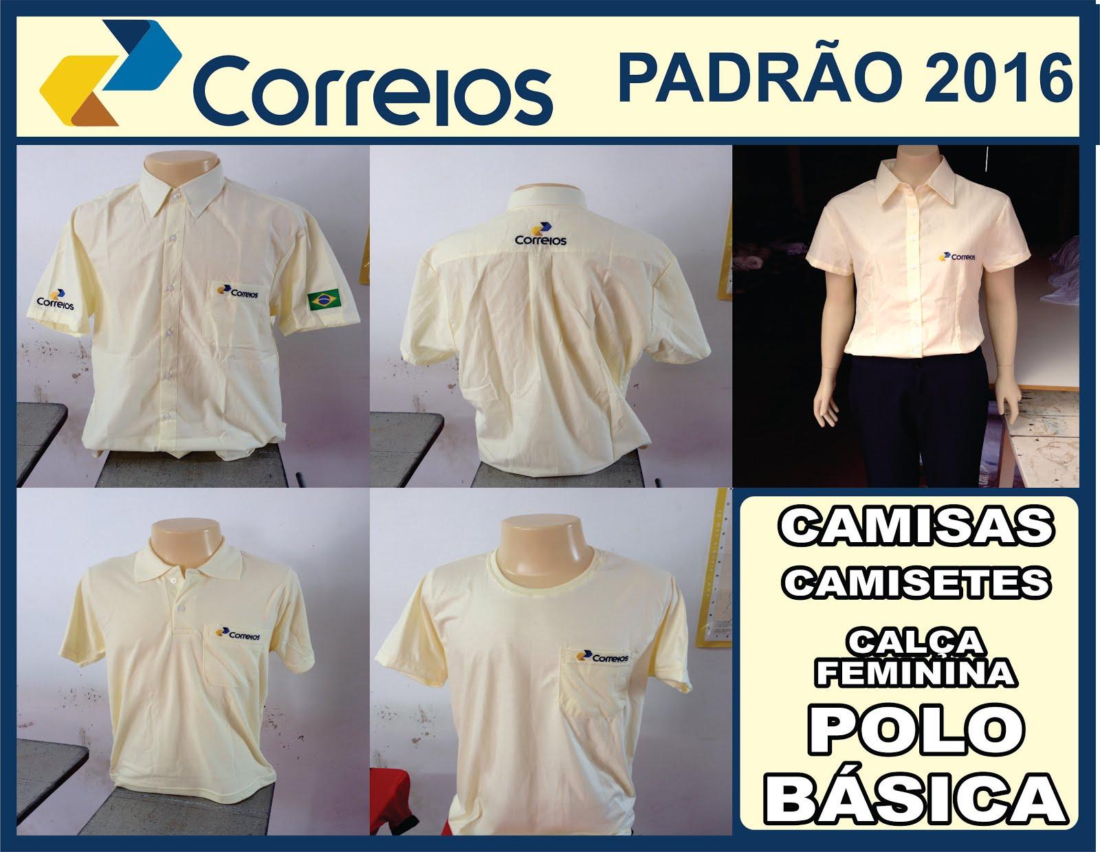 CORREIOS 2016 PADRONIZADO