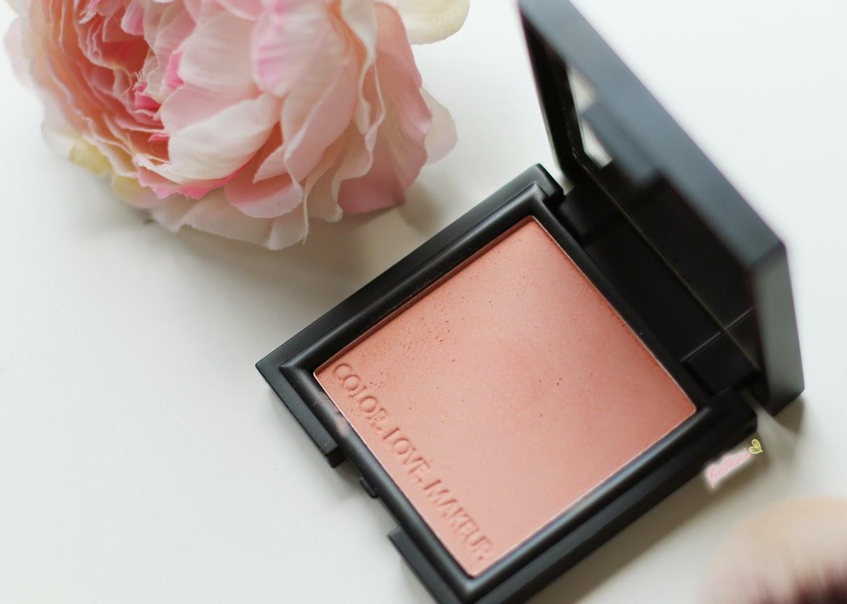 Zoeva Luxe Color Blush - Shy Beauty