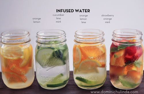 14 Macam Infused Water Bermanfaat Dibanding Soda