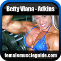 Betty Viana - Adkins IFBB Pro Female Bodybuilder Thumbnail Image 6