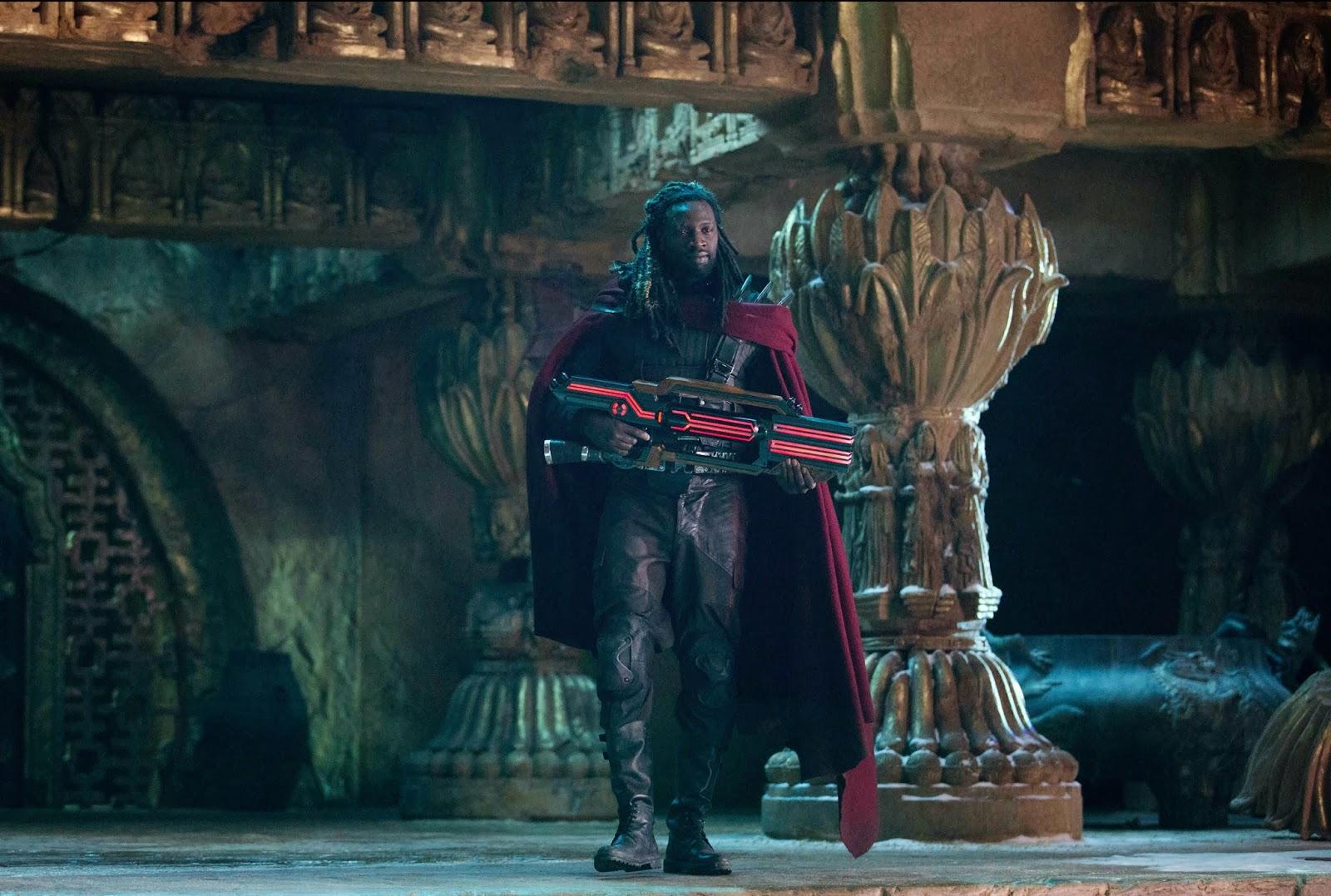 """Bishop en """"X-Men: Días del Futuro Pasado"""""""