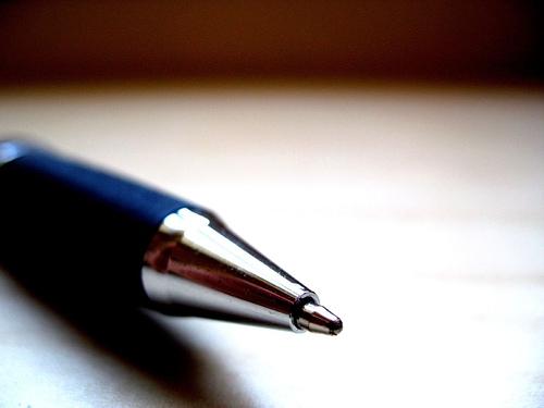 Przyrząd służący do pisania, tworzenia