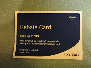 Accu-Check Nano $15 Rebate