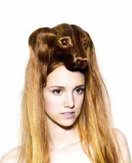 models hairstyle