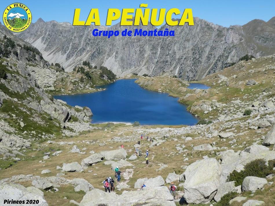 """Grupo de Montaña """"La Peñuca"""""""