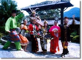 Sarawak Culture Village, Kuching - Malaysia