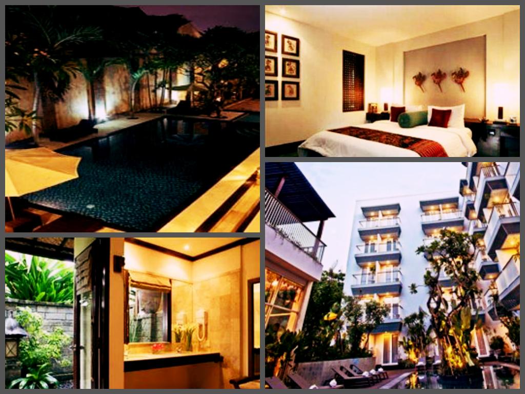 Penginapan Pantai Kuta Bali Per Malam Brosur Hotel Murah