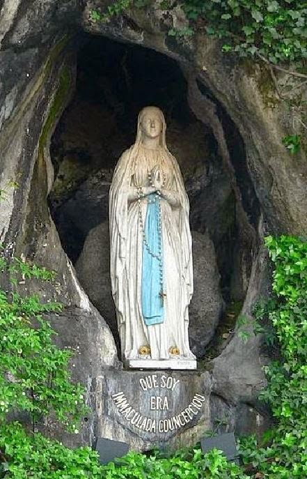 FEBRUARY 11 - OUR LADY OF LOURDES - DAY OF THE SICK