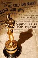 Grace Kelly e seu Oscar