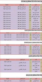 مصراوي ينشر أسماء المتوفين بأحداث بورسعيد