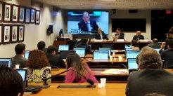Penedense Eduardo Motta apresenta em Brasília ações de revitalização do São Francisco