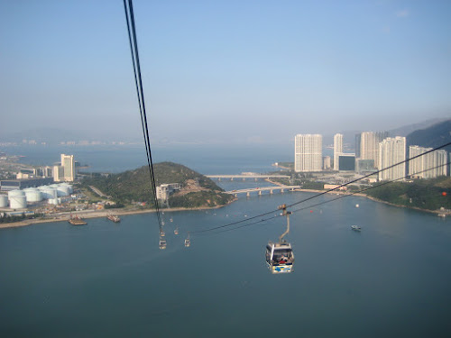 Skyrail - Hong Kong – China