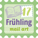 Mail Art Frühlingsbücher 2017