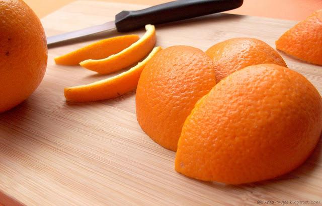 Cakes And More!: Candied Orange Peel & Orangettes