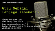 Online Radio Broadcasting (Indonesian audience)