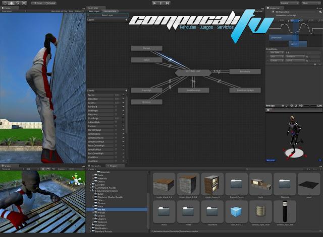 Unity 3D Pro Versión 4.1.5 Final