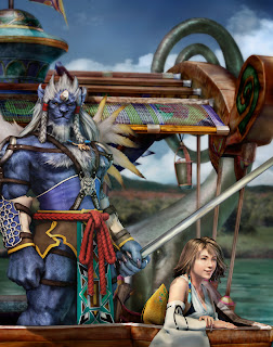 final fantasy x and x 2 hd remaster artwork 3 Final Fantasy X | X 2 HD Remaster (PS3)   Artwork