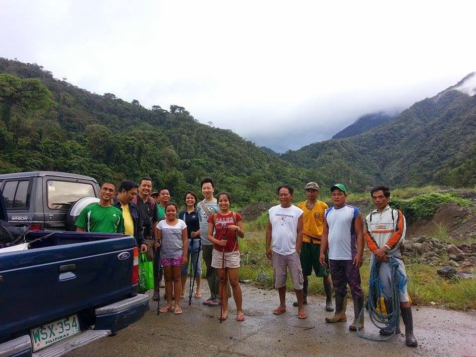 Hard core adventure, Philippines