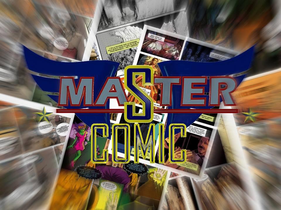 MASTER COMIC