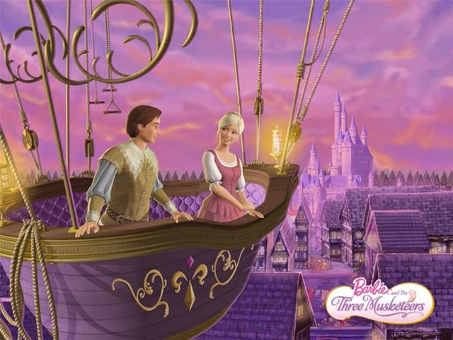 Barbie and the Three Musketeers (2009) Wallpapers Free ...