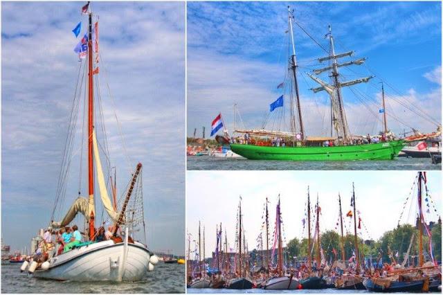 Avatar Veleros en Sail Amsterdam 2015
