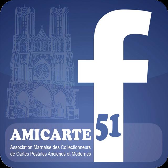 Page Facebook AMICARTE51