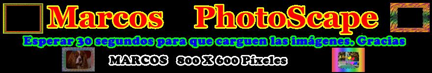 MARCOS PHOTOSCAPE