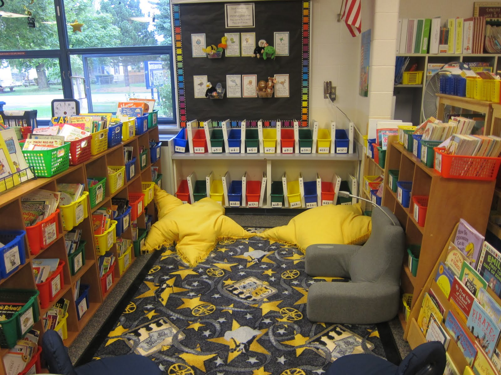 Classroom Theme Ideas Second Grade : What happens in nd grade classroom tour
