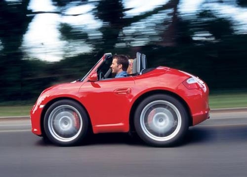 The Best Small Ride Cars In World