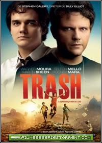 Trash - A Esperança Vem do Lixo Torrent Nacional (2014)