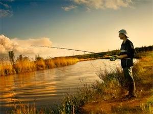 Рыбалка октябрь