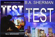 B.A. Sherman's THE TEST Blitz & Giveaway