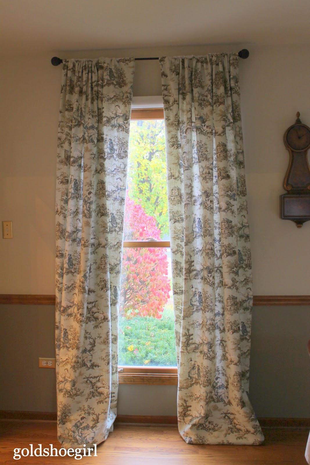 Bosporus Flax Dining Room Curtain