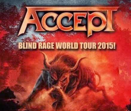 Accept live in Greece 2015