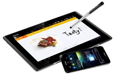 Asus te da a escoger, Netbook, Tablet, Smartphone, all in 1